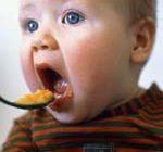 Пищевые привычки детей формируются с младенчества