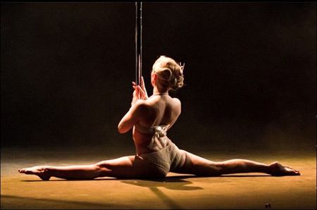 Pole Dance - соблазнительные танцы на шесте