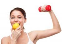 Питание при занятии спортом