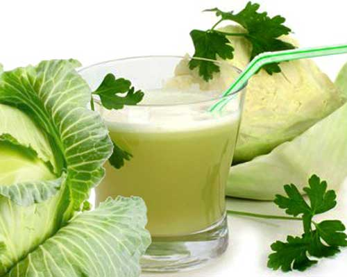 Диета из капустного сока