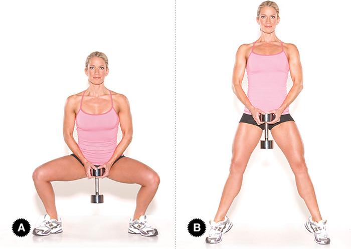 Упражнения Для Похудения Ляшек Сзади. Как убрать ушки на бедрах и уменьшить объем ног: топ 16 упражнений