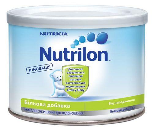 Детское питание для набора веса