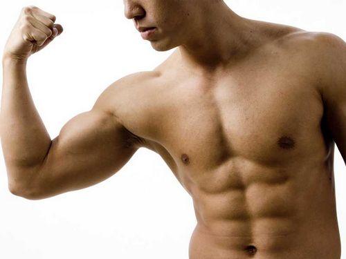 Как набрать массу без тренировок
