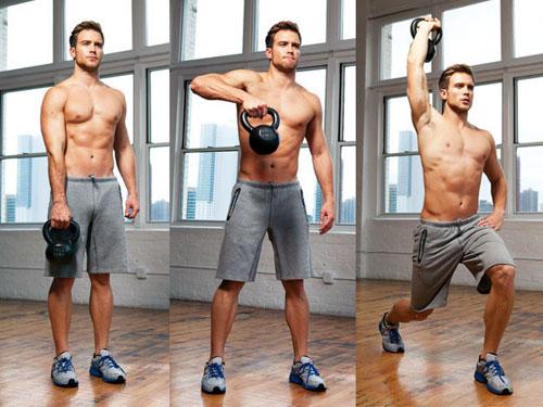 Как накачать красивое тело мужчине — советы и упражнения