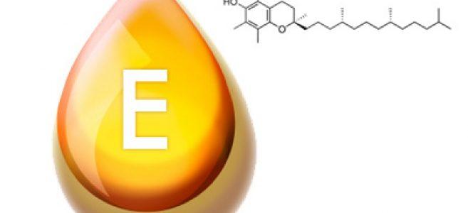 Витамин Е как средство поддержания здоровья