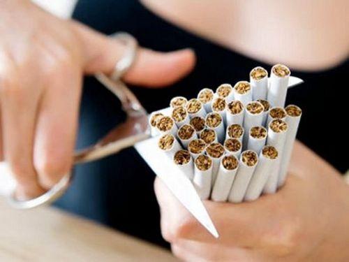 Можно ли бросить курить и не поправиться?