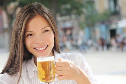 Пиво для женщин: вред и польза