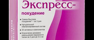 Турбослим-экспресс: отзывы, результаты