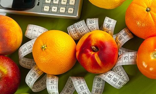 Как посчитать коридор калорий