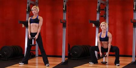 План тренировок для девушек