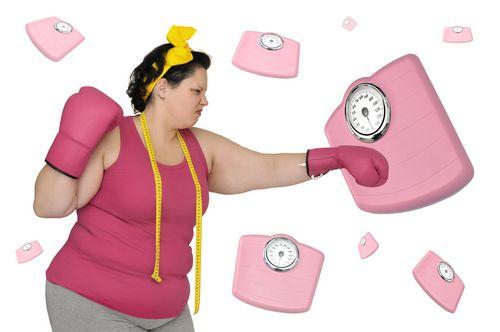 Как быстро похудеть на 4 кг