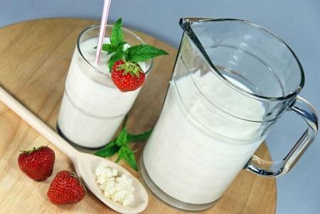Кефир на ночь польза и вред для организма, полезно ли пить кефир на ночь для похудения, как правильно пить кефир с чесноком