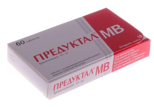Предуктал: инструкция по использованию и аналоги препарата