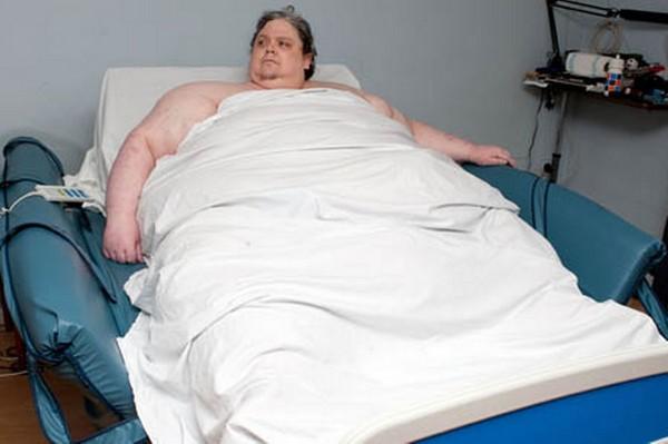 Самые толстые люди на планете