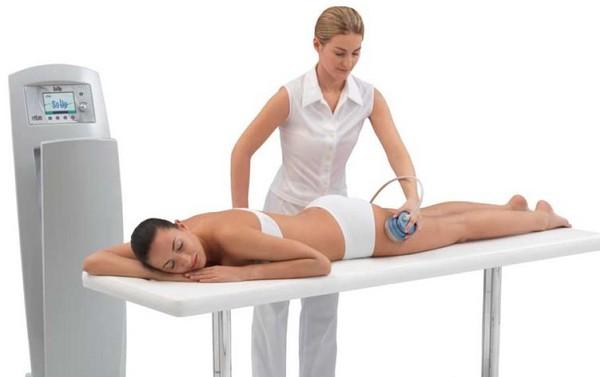 Кавитация или процедура ультразвуковой липоксации