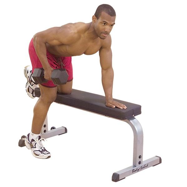 Комплекс упражнений с гантелями в домашних условиях