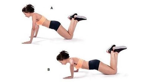 Табата: упражнения для похудения