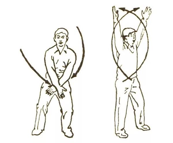 Китайская гимнастика цигун для начинающих