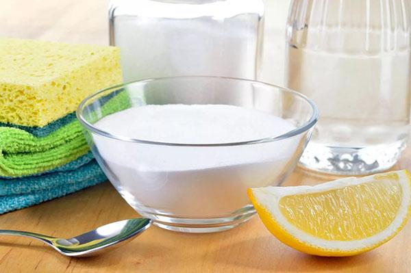 Пищевая сода для похудения