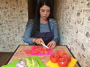 Вкусное жаркое из индейки: рецепт диетического блюда от Инны Воловичевой