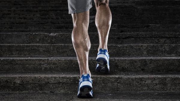 как накачать ноги мужчине