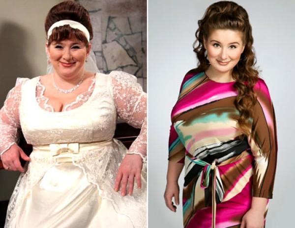 Настя С Ворониных Похудела До И После. Как похудела Юлия Куварзина фото до и после (видео)