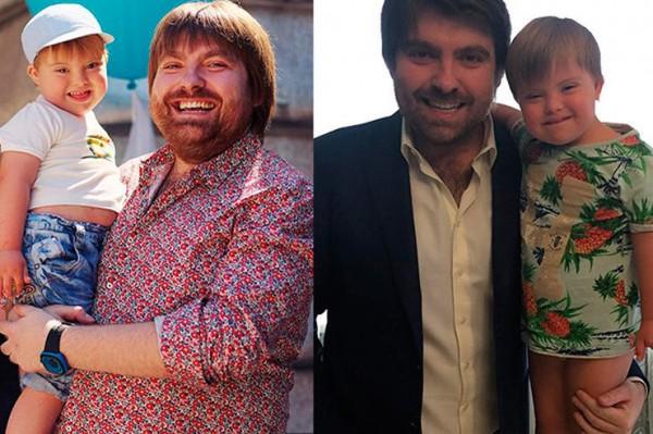 каждой женщины, муж бледанс похудел фото до и после жаркое время