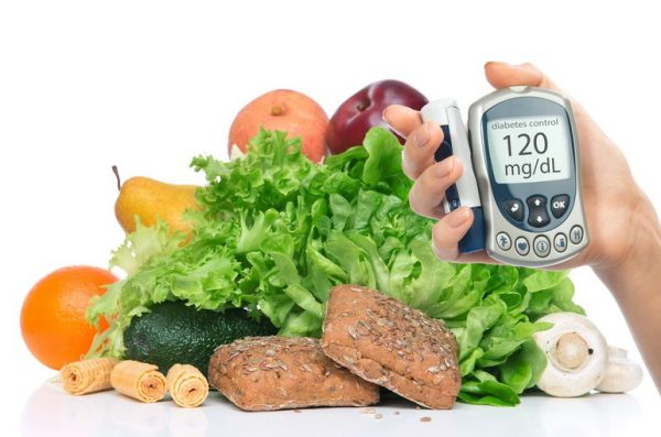 Диета при сахарном диабет 2 типа