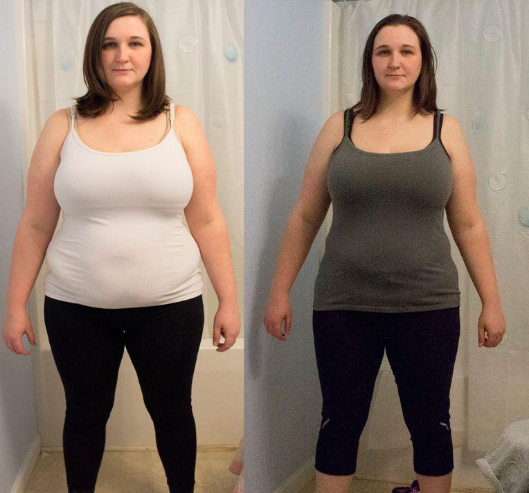 Как начать похудение при большом весе