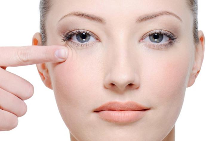 Лимфодренажный массаж лица от отеков под глазами