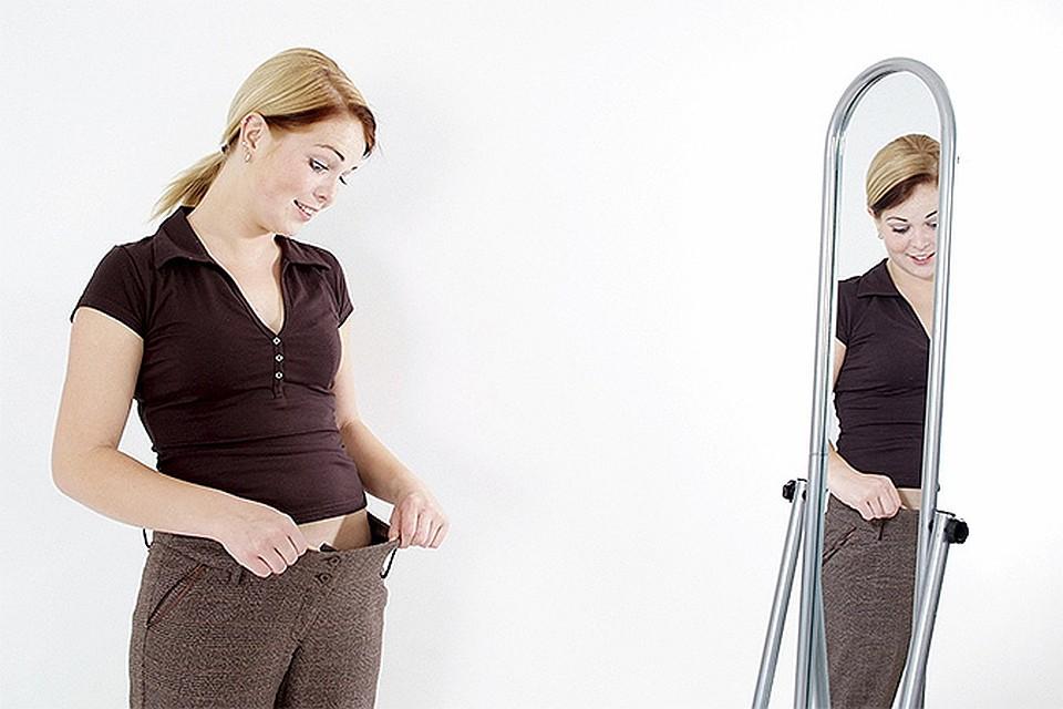 Как держать вес не поправляться