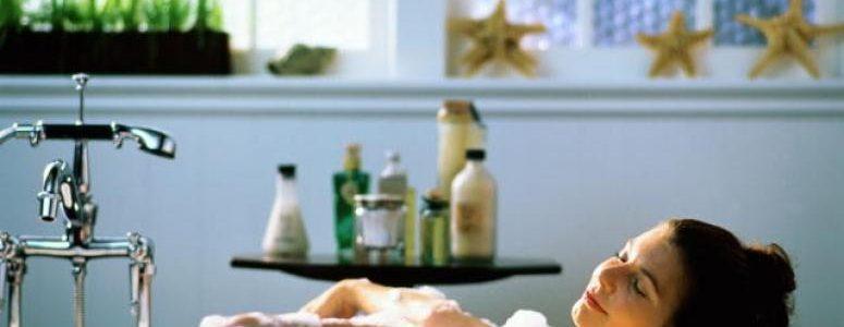 Как делать ванны от целлюлита в домашних условиях. Антицеллюлитные.