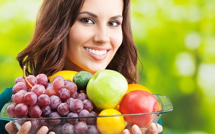Диета для кожи лица, очищение кожи от прыщей с помощью диеты