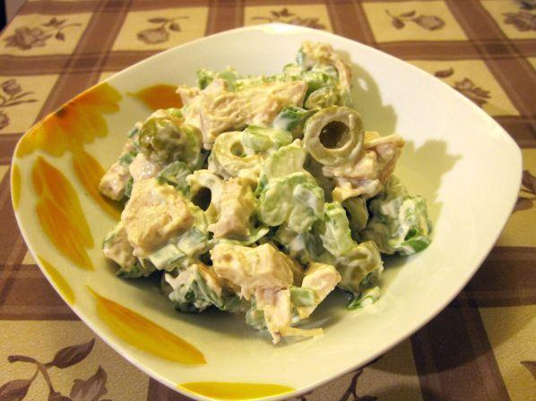 Блюда для похудения из сельдерея