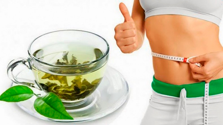 Зеленый чай для похудения | правда ли помогает зеленый чай похудеть?