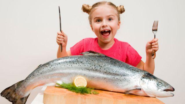 Нежирные сорта рыбы для диеты