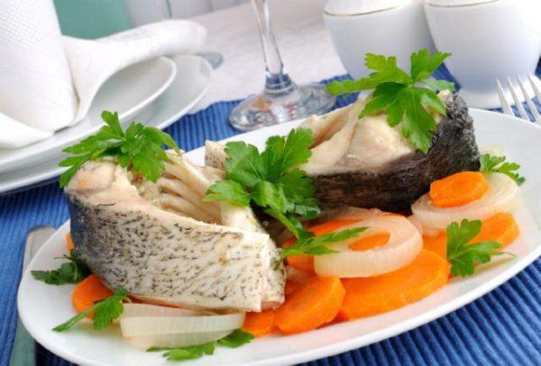 Нежирная рыба для диеты, список подходящих сортов