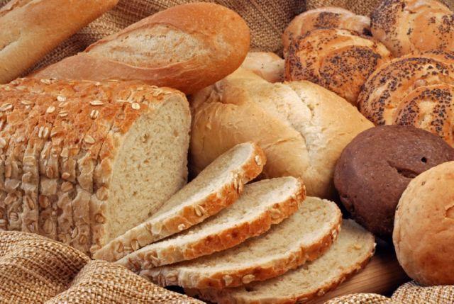 Сколько калорий в хлебе черном 1 кусочек