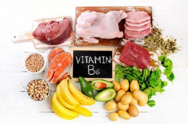 Витамин в6 для чего нужен мужчинам
