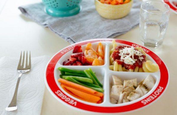Примерное меню дробного питания для похудения