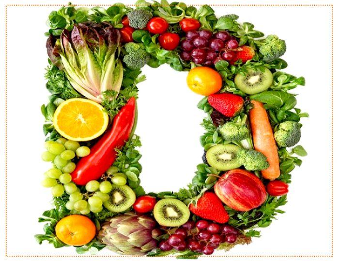 Витамин D, в каких продуктах содержится