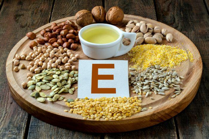 Витамин Е - описание, польза и где содержится