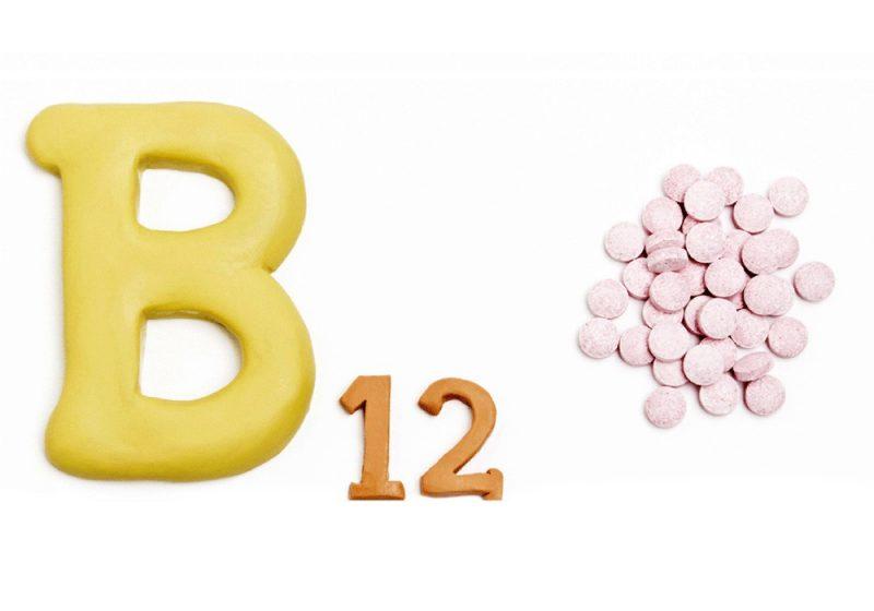В каких продуктах содержится витамин в12 список