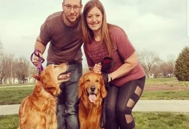 Супруги Лекси и Дэнни Рид сбросили на двоих 185 кг: история похудения