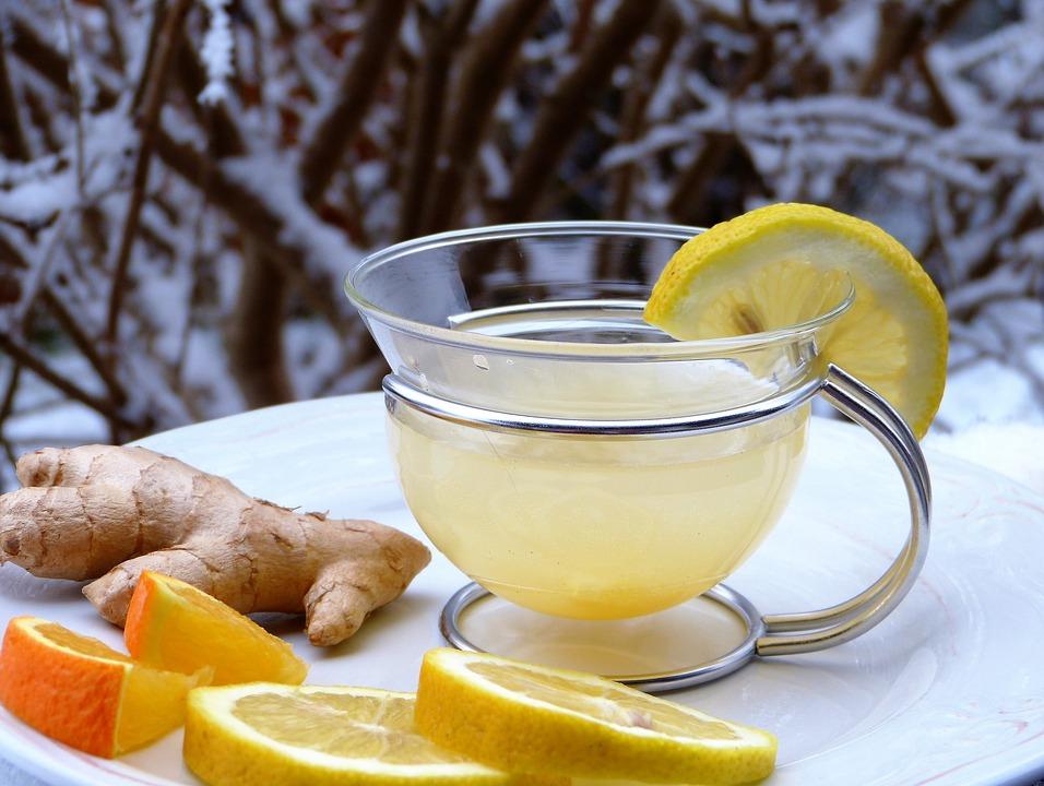 Чай с имбирем для похудения: как готовить и как пить