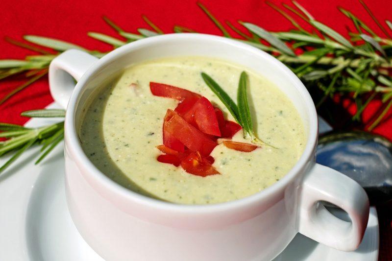 сбросить 10 кг на сельдереевом супе