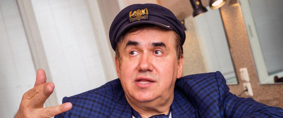 Станислав Садальский заметно похудел: 67-летний актер раскрыл секрет своей диеты