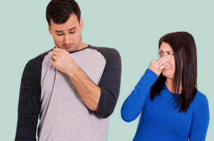 Неприятное амбре: какие продукты влияют на запах пота