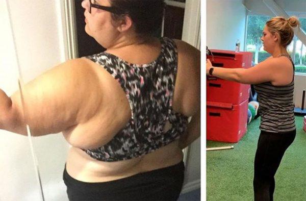 История про похудение