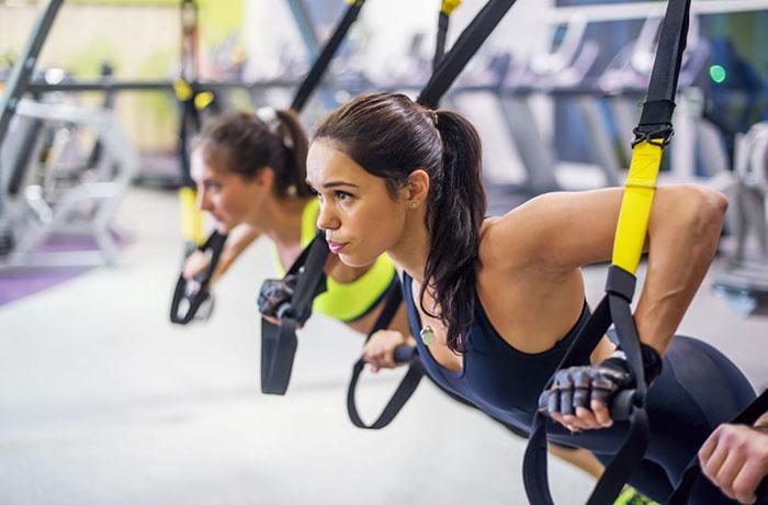TRX: самый удобный способ похудения, который полюбит каждый